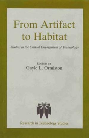 Lehigh University Press - From Artifact to Habitat