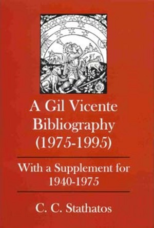 Lehigh University Press - A Gil Vincente Bibliography 1975-1995