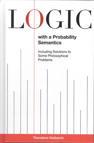 Lehigh University Press - Logic with a Probability Statistics