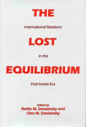 Lehigh University Press - The Lost Equilibrium