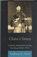 Lehigh University Press - China's Saints