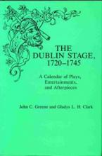 Lehigh University Press - The Dublin Stage