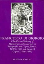 Lehigh University Press - Francesco Di Georgio
