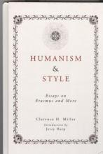 Lehigh University Press - Humanism and Style