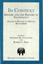 Lehigh University Press - In Context: History and the History of Technology