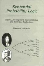 Lehigh University Press - Sentential Probability Logic