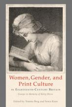 Lehigh University Press - Women, Gender, and Print Culture in Eighteenth-Century Britain