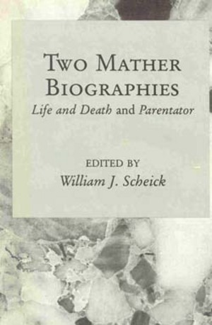 Lehigh University Press - Two Mather Biographies